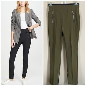 Rag & Bone- Simone Sport Pants With Ankle Zipper